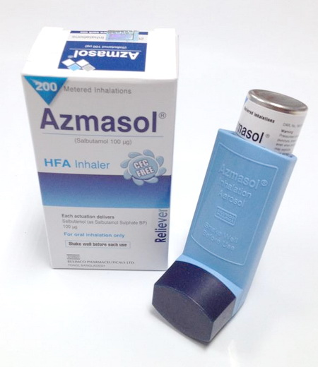 Albuterol Inhaler Dosage For Bronchitis